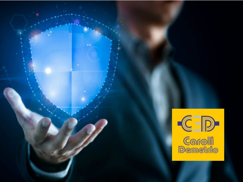 ELETTRICISTA CAROLI offerta impianti industriali antintrusione - impianti di sicurezza