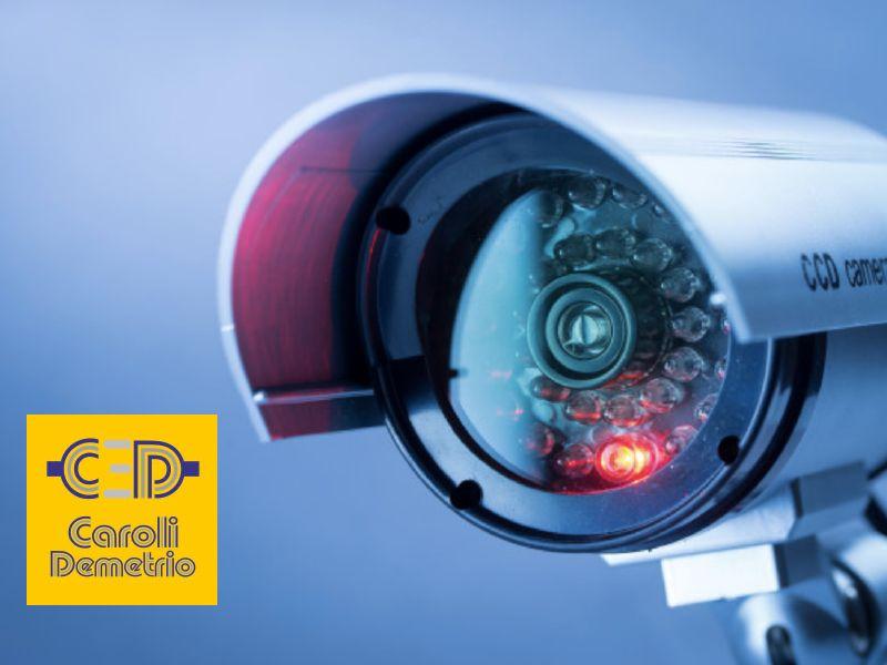 ELETTRICISTA CAROLI offerta telecamere di sorveglianza abitazione - videosorveglianza casa