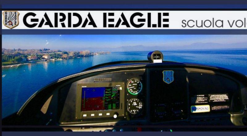 Garda Eagle Scuola Volo VDS - Occasione scuola volo ultraleggero motore corsi base e avanzato
