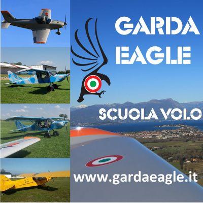 garda eagle scuola volo vds migliore ultraleggero corso bush flying avanzato multiassi motore