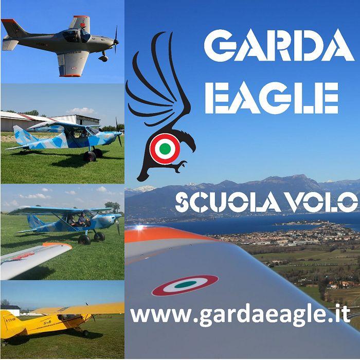 Garda Eagle Scuola Volo VDS – Migliore Ultraleggero Corso Bush Flying Avanzato Multiassi Motore