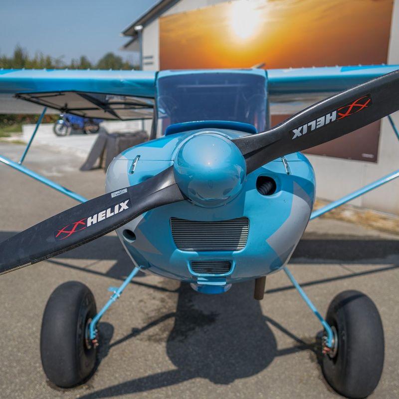 Garda Eagle Scuola di Volo Ultraleggero con Aereo TRAIL NANDO GROPPO Corso VDS Bush Flying