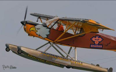 bush pilot scuola di volo vds garda eagle abilitazione bush flying avanzato ultraleggero