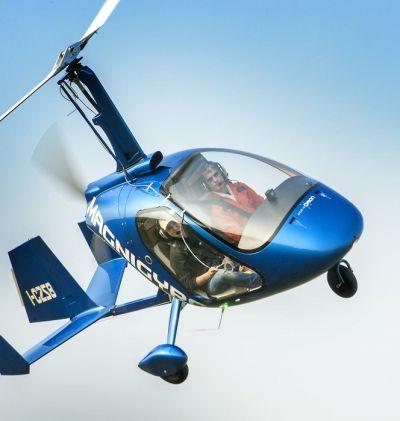 scuola di volo vds garda eagle autogiro magni m16 e m24 migliore aereo ultraleggero ala rotante