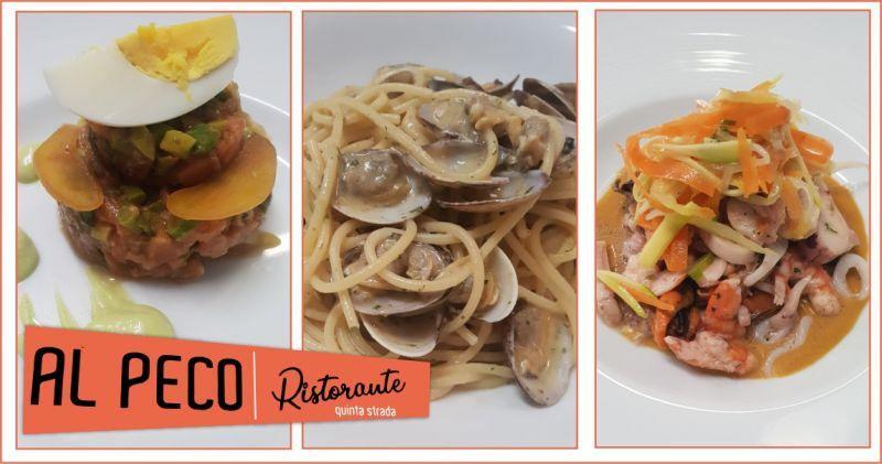 AL PECO - offerta ristorante Oristano dove gustare ottimi piatti a base di pesce fresco