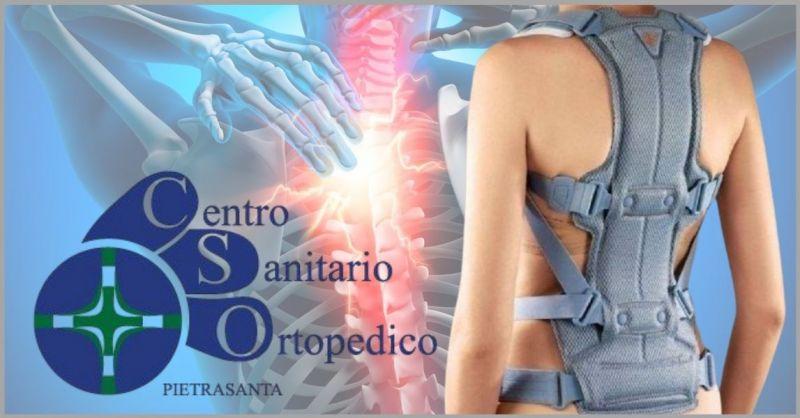 offerta vendita corsetti e busti ortopedici Ro+ten srl Lucca e Versilia