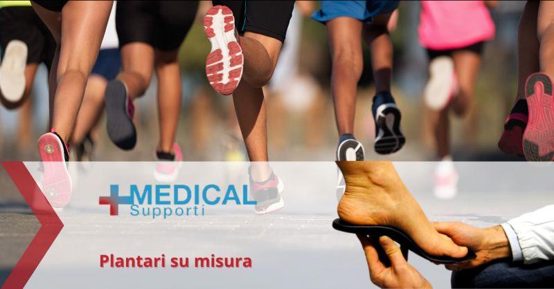 MEDICAL SUPPORTI - Offerta realizzazione plantari su misura Ragusa
