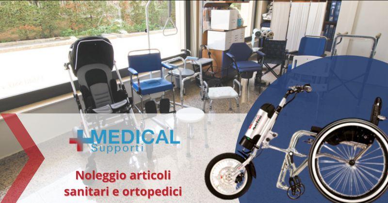 MEDICAL SUPPORTI - Offerta Noleggio articoli sanitari e ortopedici Ragusa