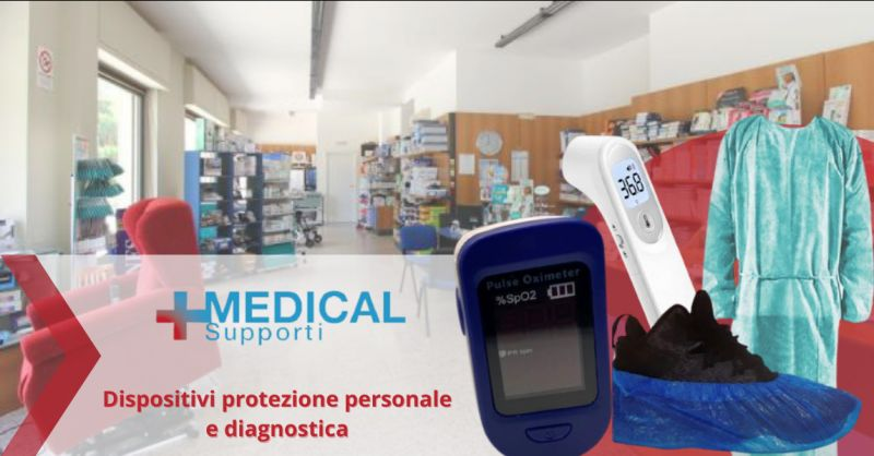 MEDICAL SUPPORTI Offerta Diagnostica Covid Ragusa - occasione Prevenzione Covid Ragusa