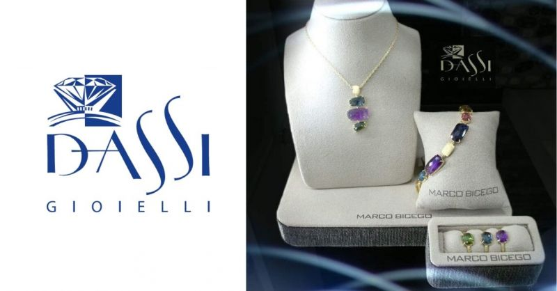 DASSI Gioielli - Offerta vendita online collezioni gioielli firmati Marco Bicego oreficeria