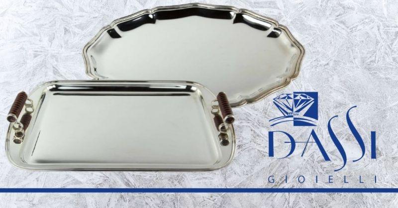 DASSI Gioielli - Promozione vendita online SECCHIELLO SPUMANTE in argento made in Italy