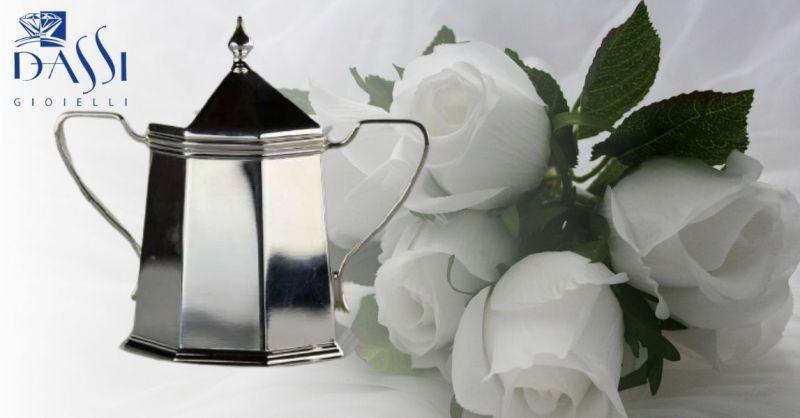 DASSI Gioielli - Trova il miglior prezzo per una zuccheriera ottagonale piccola in argento 800