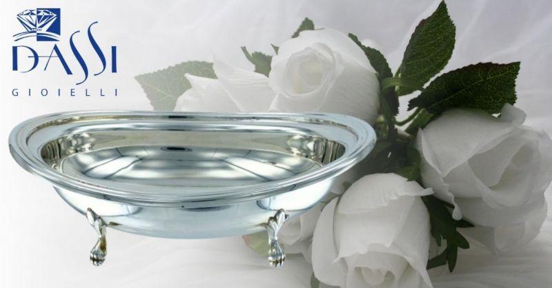 DASSI Gioielli - Trova oggettistica regalo in argento per cerimonie zuccheriera stile inglese