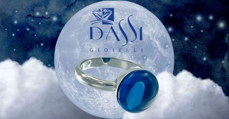 Promozione vendita online anello in argento 925 con quarzo london rotondo a nudo made in Italy
