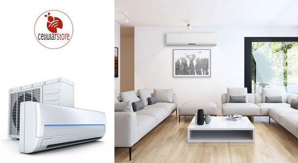 Cellular Store – offerta condizionatori e climatizzatori fissi – promozione condizionatori portatili e fissi