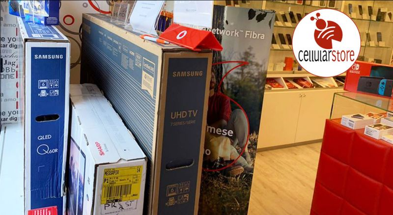 Cellular Store - Offerta Tv a schermo piatto sharp – promozione Samsung tv tablet e accessori