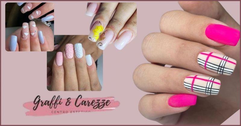 occasione decorazioni unghie e nail art Versilia - GRAFFI E CAREZZE
