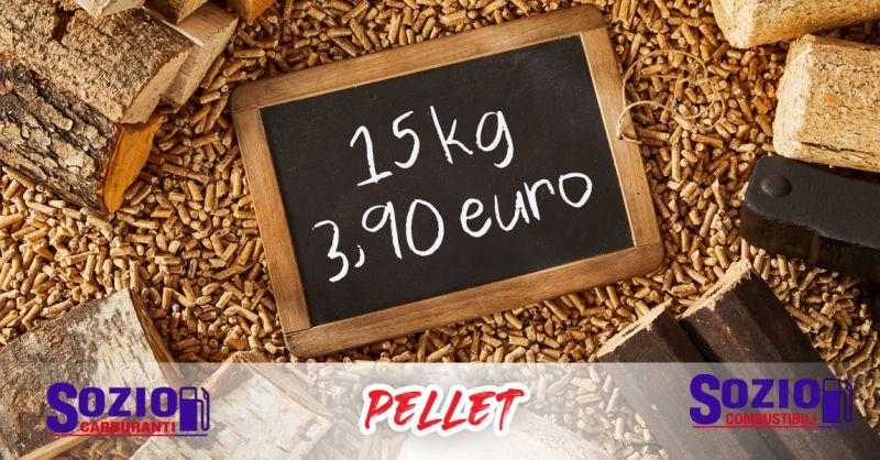 Offerta Vendita Sacchi Pellet Chieti - Occasione Consegna Sacchi Pellet Chieti