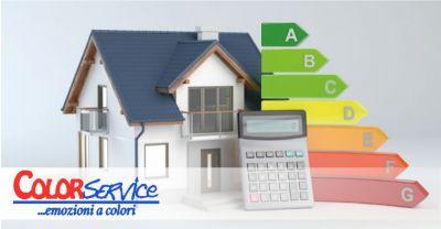 color service offerta cappotto termico pesaro occasione isolamento termico casa fano