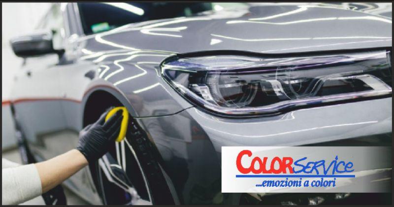 color service offerta vernici per carrozzeria pesaro - occasione prodotti per carrozzeria fano