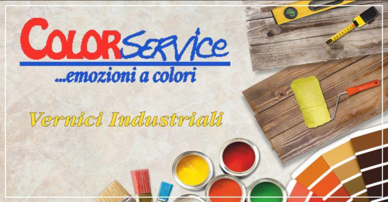 color service offerta vernici industriali pesaro - occasione verniciatura industriale fano