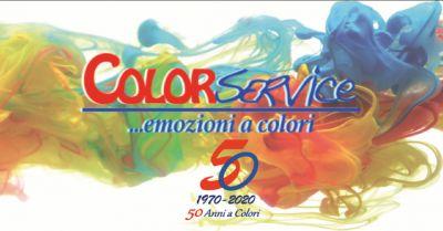 color service offerta servizio tintometrico pesaro occasione vernici caparol pesaro