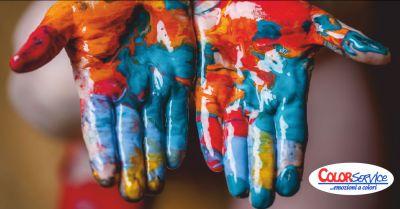 color service offerta pittura atossica per bambini pesaro occasione vernici ecologiche pesaro