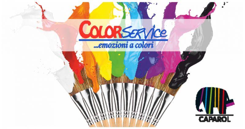 color service offerta pittura lavabile caparol pesaro - occasione rivenditori caparol pesaro