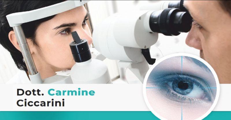 dr. carmine ciccarioni offerta ipermetropia - occasione ipermetropia con laser ad eccimeri