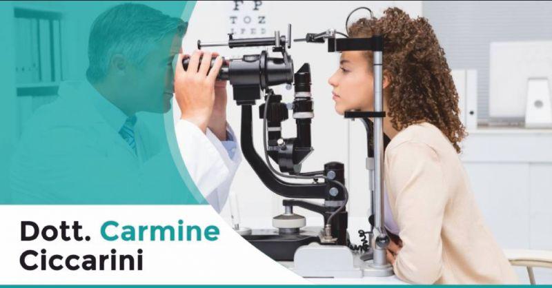 dr. carmine ciccarini offerta puker maculare - occasione patologie dell'occhio perugia