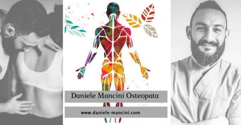 offerta osteopata Firenze Dott. Daniele Mancini – occasione Osteopata adulti e bambini