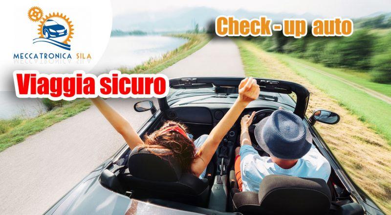 Offerta check up auto in vacanza Cosenza - Promozione servizio di autoriparazione Cosenza