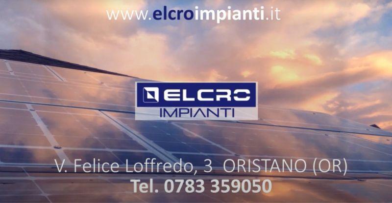 ELCRO IMPIANTI Oristano - offerta azienda leader impianti elettrici civili e industriali