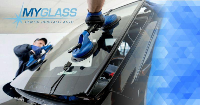 MyGlass Cagliari - offerta servizio di riparazione e sostituzione parabrezza