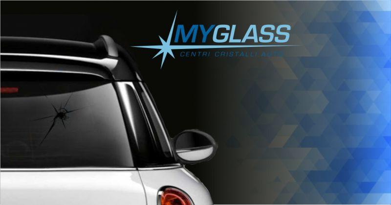 MyGlass Cagliari - offerta servizio sostituzione lunotto posteriore