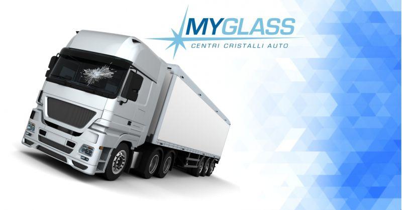 MyGlass Cagliari - offerta riparazione e sostituzione vetri trucks