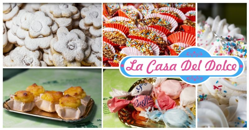 LA CASA DEL DOLCE pasticceria Iglesias - offerta veri dolcetti sardi tradizionali