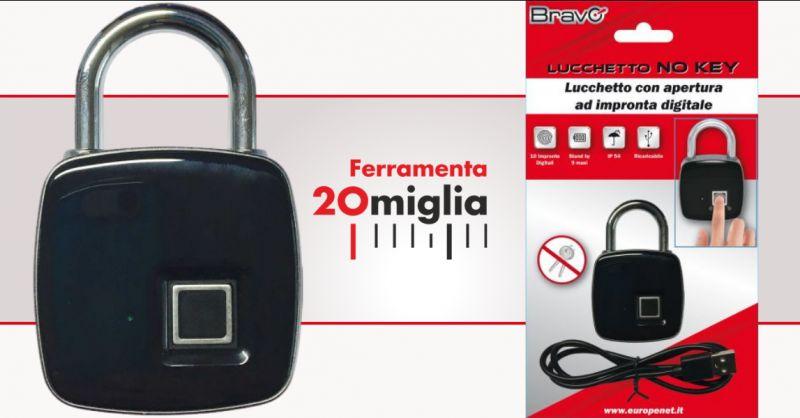 offerta vendita lucchetto no key bravo catania - occasione lucchetto senza chiavi catania