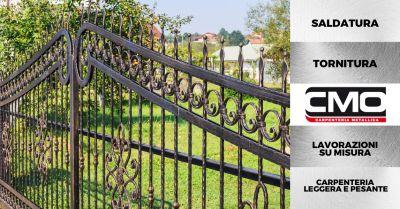 offerta carpenteria metallica chieti ortona occasione lavorazione metalli chieti ortona