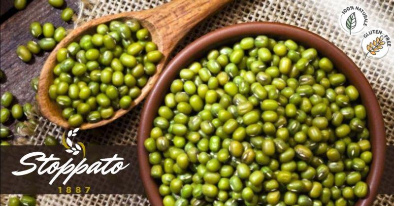 STOPPATO 1887 - Offerta fagioli verdi Mung vendita online - Occasione Soia verde italiana acquisto online