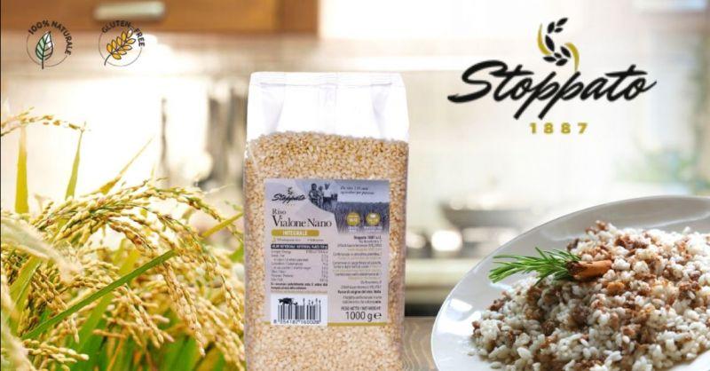 Offerta riso Vialone Nano integrale vendita online - Occasione Shop Online vialone nano integrale senza glutine