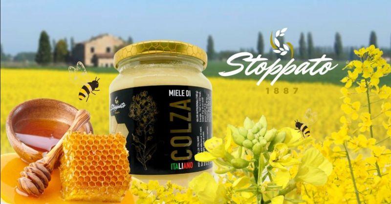Offerta vendita online miele di Colza italiano - Occasione miele di Colza biologico italiano acquisto online