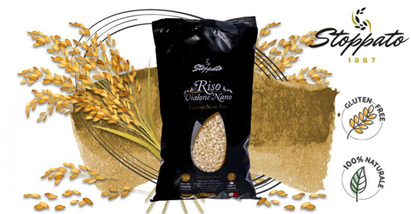 Offerta vendita Riso Vialone Nano selezione - Occasione vendita on linea Riso Vialone Nano coltivato in Italia