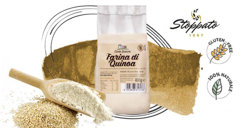 Occasione Vendita Farina di quinoa gluten free - Offerta Farine adatte a Celiaci ad alto contenuto proteico