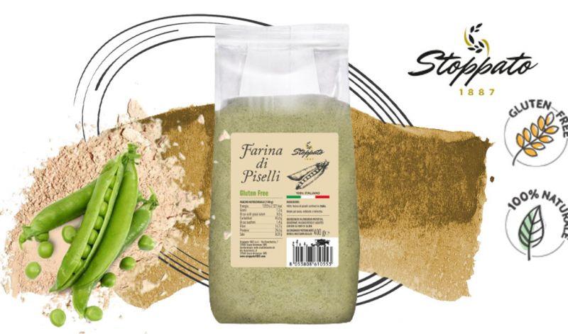 Offerta Vendita Farina di piselli - Occasione Farine di piselli coltivati in Italia