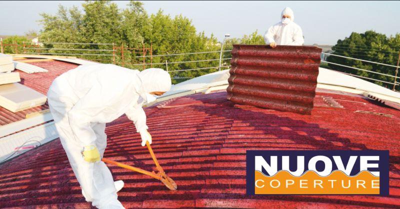 Nuove coperture offerta bonifica dell'amianto - occasione rimozione eternit massa carrara