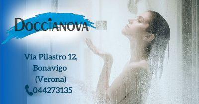 occasione costruzione box doccia in cristallo verona offerta acquisto box doccia di qualita verona provincia