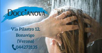 occasione produzione box doccia cristallo acrilico offerta vendita installazione cabine doccia verona e provincia