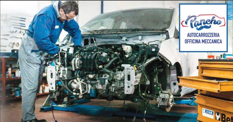 autocarrozzeria pancho offerta riparazioni meccaniche auto - occasione autofficina massa carrara