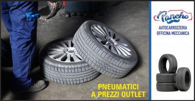 pancho offerta cambio gomme stagionale occasione pneumatici multimarca la spezia
